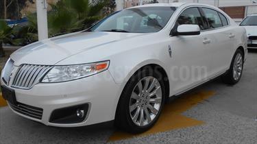 Foto venta Auto Seminuevo Lincoln MKS 3.5L Aut Ecoboost  (2011) color Blanco Suede precio $230,000