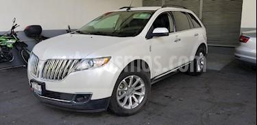 Foto venta Auto Seminuevo Lincoln MKX 3.7L 4x2  (2013) color Blanco precio $294,900