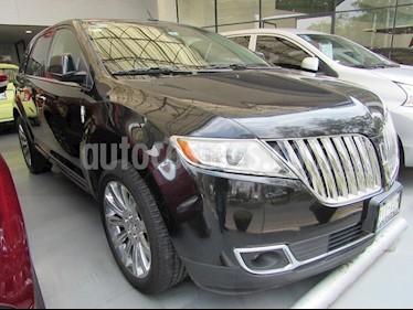 Foto venta Auto Seminuevo Lincoln MKX 3.7L 4x4 (2011) color Negro precio $229,000