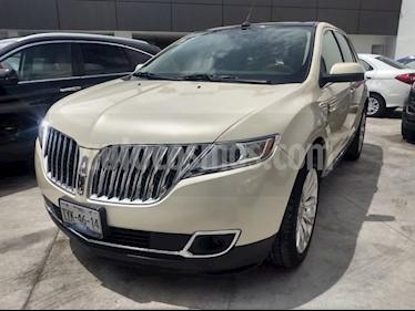 Foto venta Auto Seminuevo Lincoln MKX PREMIUM 4X4 (2013) color Blanco precio $278,000