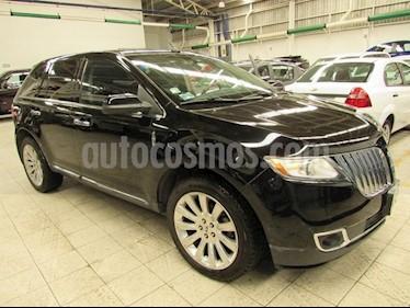 Foto venta Auto Usado Lincoln MKX RESERVE  AWD (2011) color Negro precio $215,000