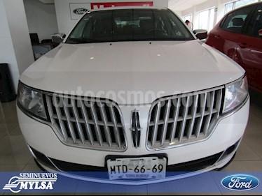 Foto venta Auto Usado Lincoln MKZ Elite (2012) color Blanco precio $155,000