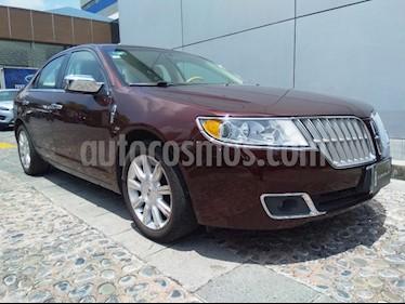Foto venta Auto Seminuevo Lincoln MKZ Elite (2012) color Rojo Granate precio $175,000