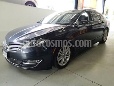 Foto venta Auto Seminuevo Lincoln MKZ High 2.0 T (2013) color Gris Cuarzo precio $274,900
