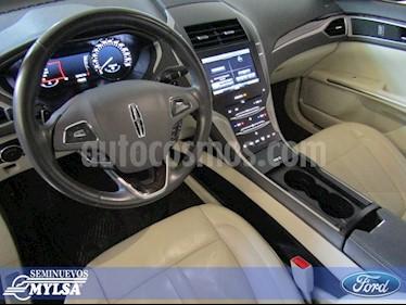 Foto venta Auto Usado Lincoln MKZ High 2.0 T (2015) color Arena precio $335,000