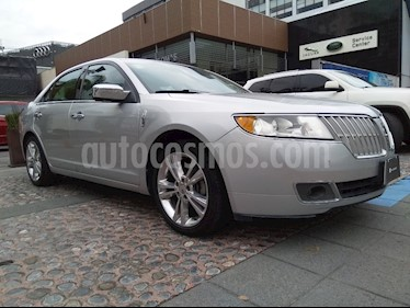 Foto venta Auto usado Lincoln MKZ High (2012) color Plata Estelar precio $210,000