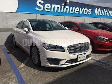 Foto venta Auto usado Lincoln MKZ Reserve 3.7 (2017) color Blanco precio $575,000