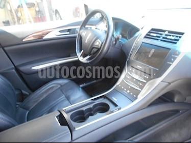 Foto venta Auto Usado Lincoln MKZ Reserve 3.7 (2015) color Negro precio $395,000