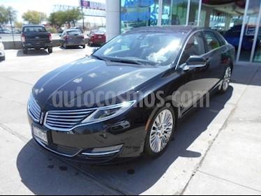 Foto venta Auto Seminuevo Lincoln MKZ Reserve 3.7 (2015) color Negro precio $395,000