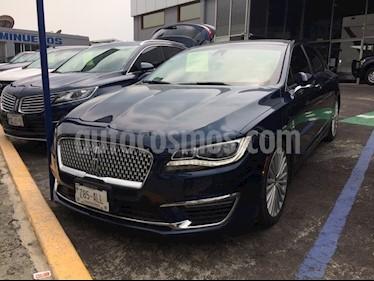 Foto venta Auto Seminuevo Lincoln MKZ Reserve 3.7 (2017) color Azul precio $575,000