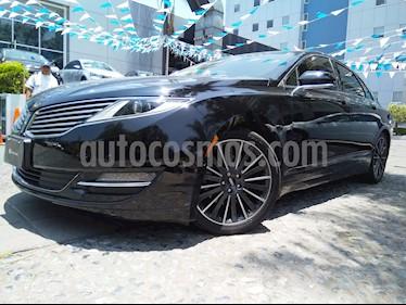 Foto venta Auto Usado Lincoln MKZ Reserve (2016) color Negro Profundo precio $420,000