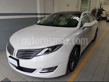 Foto venta Auto Seminuevo Lincoln MKZ Reserve (2016) color Blanco Platinado precio $419,000