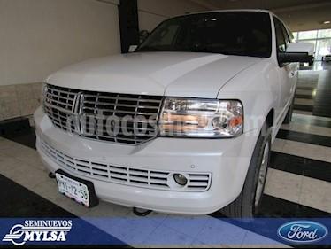 Foto venta Auto Usado Lincoln Navigator 5.4L 4x2 Ultimate (2014) color Blanco precio $440,000