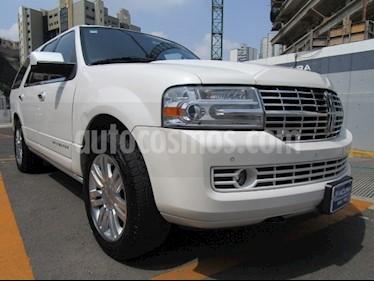 Foto venta Auto Seminuevo Lincoln Navigator 5.4L 4x2 Ultimate (2014) color Blanco precio $435,000