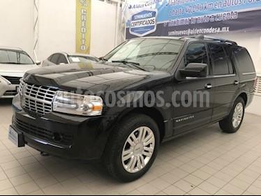 Foto venta Auto Seminuevo Lincoln Navigator 5.4L 4x2 (2014) color Negro precio $378,000