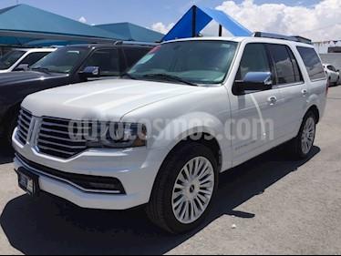 Foto venta Auto usado Lincoln Navigator RESERVE 4X4 (2016) color Blanco Platinado precio $679,000
