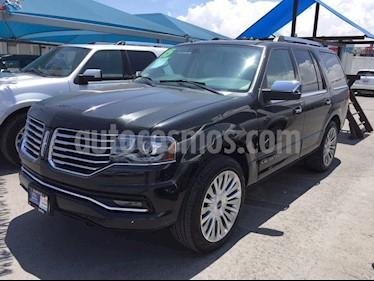 Foto venta Auto Seminuevo Lincoln Navigator RESERVE 4X4 (2015) color Negro Profundo precio $529,000