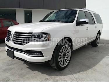 Foto venta Auto Seminuevo Lincoln Navigator RESERVE 4X4 (2016) color Blanco precio $685,000