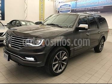 Foto venta Auto Seminuevo Lincoln Navigator RESERVE L 4X4 (2017) precio $898,000