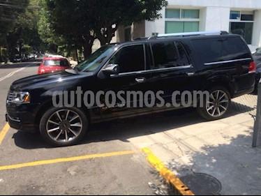 Foto venta Auto Usado Lincoln Navigator Reserve L (2017) color Negro precio $969,000