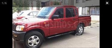 Foto venta Auto Usado Mahindra Pik Up 4X2 2.6 Diesel XL CD (2012) color Rojo precio $6.350.000
