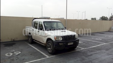 Mahindra Pik Up 4X4 2.6 Diesel XL CD usado (2010) color Blanco precio $4.680.000