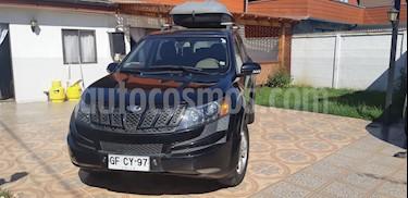 Mahindra XUV 500 4x4 Limited usado (2014) color Negro precio $9.500.000