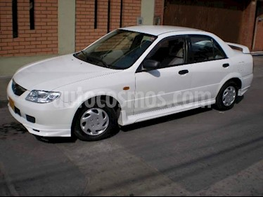 Foto venta Auto usado Mazda 2 Sedan 1.5 GS Core (2002) color Blanco precio u$s4,100