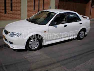 Foto Mazda 2 Sedan 1.5 GS Core usado (2002) color Blanco precio u$s4,100
