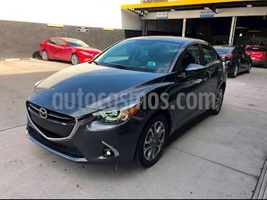 Foto venta Auto Seminuevo Mazda 2 Sedan i Grand Touring Aut (2019) color Gris Titanio precio $274,900