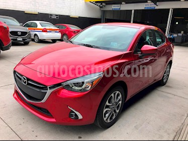 Foto venta Auto Seminuevo Mazda 2 Sedan i Grand Touring Aut (2019) color Rojo precio $274,900