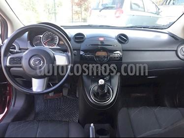 Mazda 2 Sport 1.5L V usado (2013) color Rojo precio $5.650.000