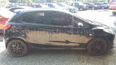 Foto venta Carro usado Mazda 2 1.5 5P (2017) color Negro precio $34.000.000