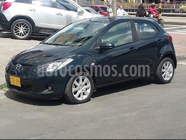 Foto venta Carro Usado Mazda 2 1.5 5P (2008) color Verde precio $23.900.000