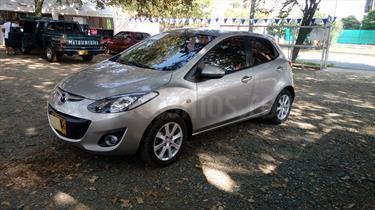 Foto venta Carro Usado Mazda 2 1.5 Aut 5P (2013) color Plata precio $33.000.000