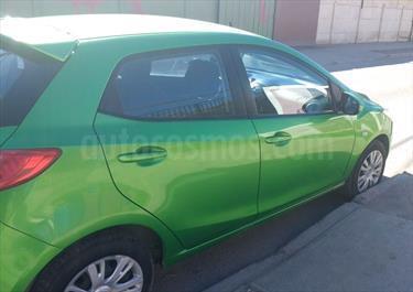 Foto venta Auto usado Mazda 2 1.5 V Aut (2013) color Verde precio $6.150.000