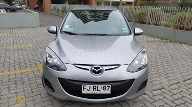 Foto venta Auto usado Mazda 2 1.5 V Aut (2013) color Plata precio $6.790.000