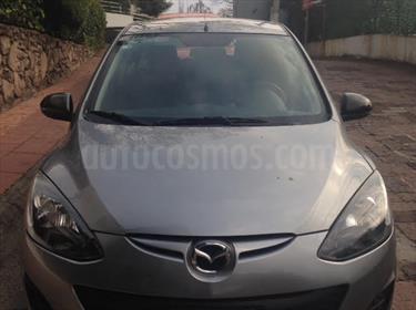 Foto venta Auto Seminuevo Mazda 2 Touring Aut (2013) color Plata precio $119,000