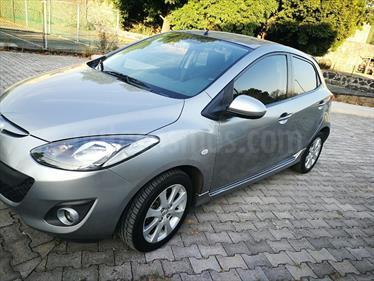 Foto venta Auto Seminuevo Mazda 2 Touring (2012) color Plata precio $124,000