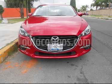 Foto venta Auto Usado Mazda 3 Hatchback i Touring Aut (2017) color Rojo precio $285,000