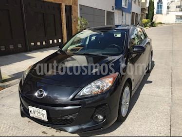 Foto venta Auto usado Mazda 3 Hatchback i Touring Aut (2012) color Negro precio $140,000