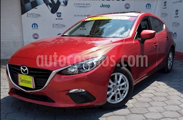 Foto venta Auto Seminuevo Mazda 3 Hatchback i Touring (2016) color Rojo precio $259,000
