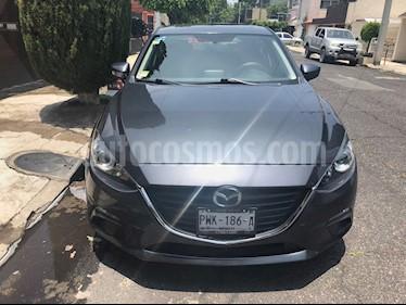 Foto venta Auto Usado Mazda 3 Hatchback i Touring (2015) color Gris Meteoro precio $189,000