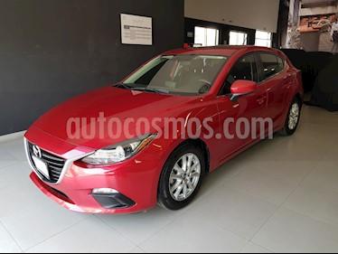 Foto venta Auto Usado Mazda 3 Hatchback i Touring (2016) color Rojo Alfa precio $232,000