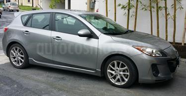 Foto venta Auto usado Mazda 3 Hatchback s Aut (2012) color Acero precio $160,000
