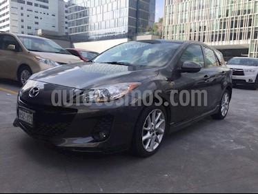 Foto venta Auto Seminuevo Mazda 3 Hatchback s Aut (2013) color Gris precio $160,000