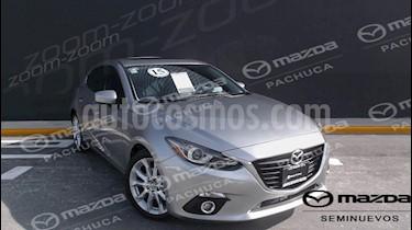 Foto venta Auto Seminuevo Mazda 3 Hatchback s Grand Touring Aut (2015) color Plata precio $242,000