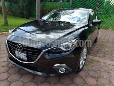 Foto venta Auto Seminuevo Mazda 3 Hatchback s Grand Touring Aut (2015) color Negro precio $257,000