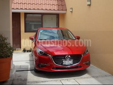 Foto venta Auto usado Mazda 3 Hatchback s Grand Touring Aut (2017) color Rojo precio $295,000