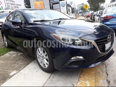 Foto venta Auto Seminuevo Mazda 3 Hatchback s Sport Aut (2015) color Azul precio $196,500
